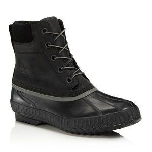 Mens Sorel Cheyanne II leather boot